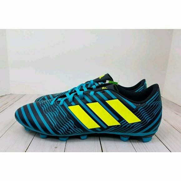 1fc67bed7229 Adidas NEMEZIZ 17.4 FxG Soccer Cleats